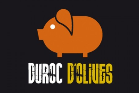 Duroc d'olives varkensvlees